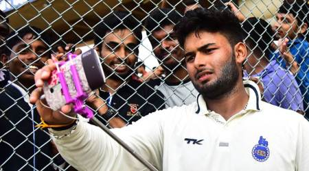 Feels good to see your name in the records books, says Rishabh Pant after 38-ball 116*