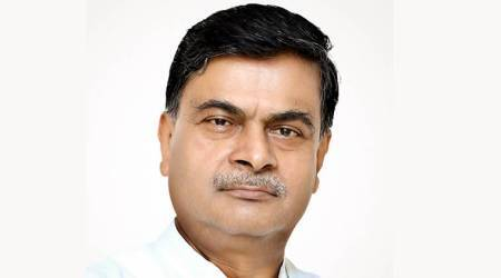 Will cut throat of corrupt officials, says Power minister R K Singh