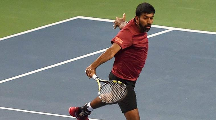 Rohan Bopanna suffered a defeat in Sydney.