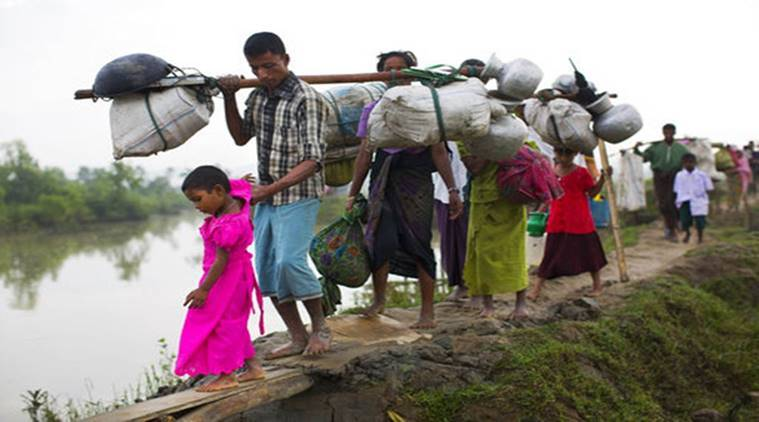 Myanmar says it will repatriate Rohingya