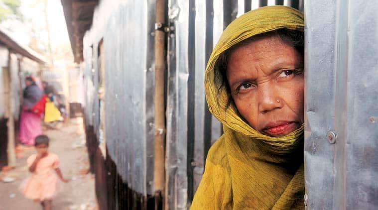 Rohingya, Rohingya muslims, Rohingya cisois, Rohingya refugee, Rohingya families, Rohingya muslims in West Bengal, india news, indian express