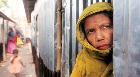 Eight Rohingya families, grateful for being settled in WestBengal