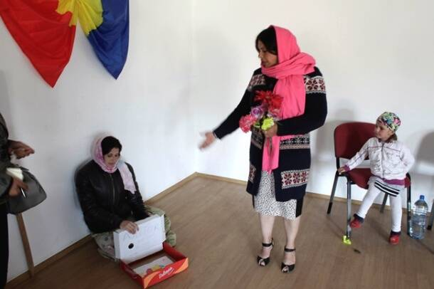 Romania's Roma culture seeks stage through feminist theatre company Giuvlipen