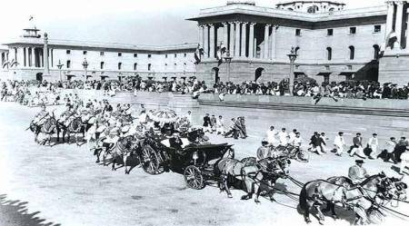 How India's Republic Day parade evolved from its earlyyears