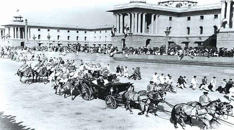 How India's Republic Day parade evolved from its early years