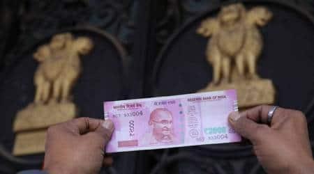 BSE Sensex, Sensex, Rupee, Dollar, Rupee Vs Dollar, BSE Sensex Opening Trade, Business News, Latest Business News, Indian Express, Indian Express News