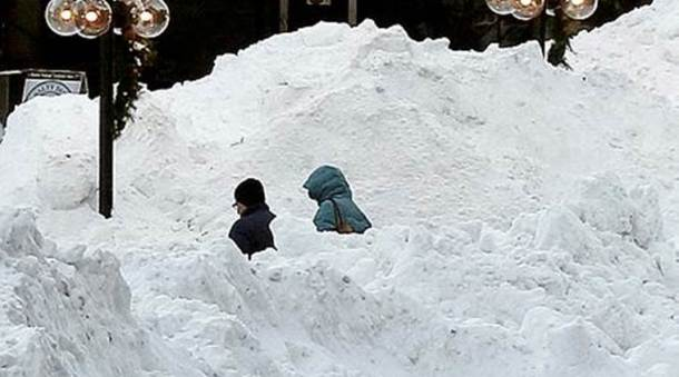 Bomb Cyclone, US Blizzard, US Weather, US Frost, US Winter, US Cold Weather, US weather, US East Coast and Midwest, US winter storm, bombogenesis, World News, Indian Express, Indian Express News