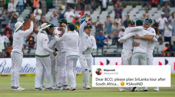 india vs south africa, ind vs sa, india vs south africa 1st test, vernon philander, ind vs sa 1st test, cricket news, indian express