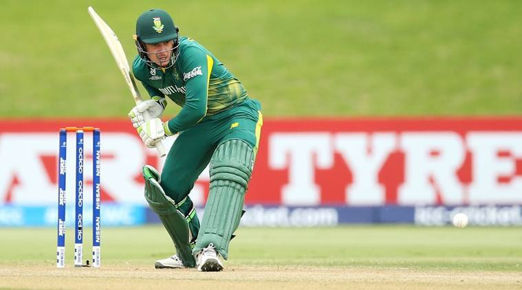 ICC U-19 World Cup 2018, ICC U-19 World Cup 2018 schedule, South Africa vs New Zealand, NZ vs SA, Raynard van Tonder, Matthew Breetzke, sports news, cricket, Indian Express