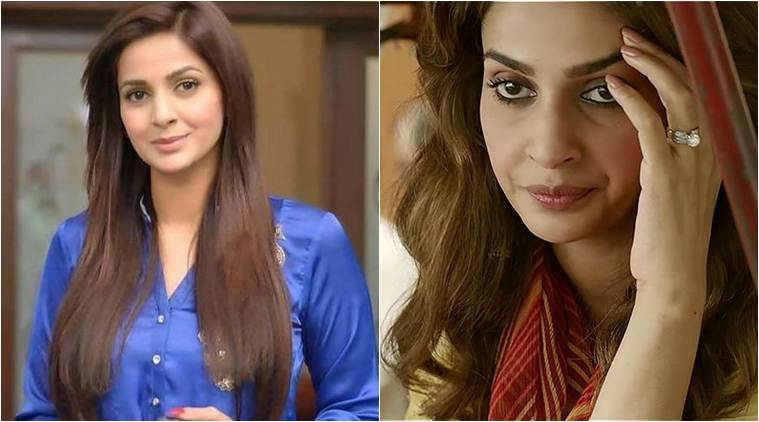 Saba Qamar gets nominated for Filmfare Awards!