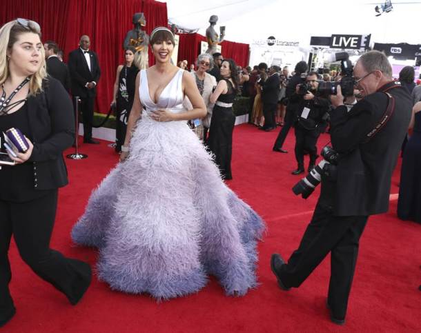 SAG Awards 2018: Nicole Kidman to Kate Hudson, the best and worst dressed at the red carpet