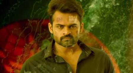 Inttelligent teaser: Sai Dharam Tej plays the saviour of weak