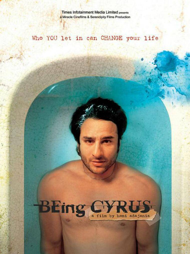 Saif Ali Khan being cyrus