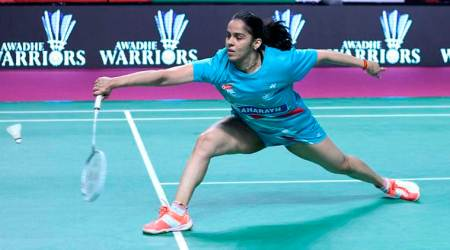 Saina Nehwal beats Beiwen Zhang, keeps Awadhe Warriors afloat