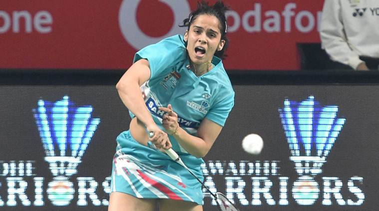 pbl 2017, premier badminton league, saina nehwal, hs pronnoy, badminton news, indian express