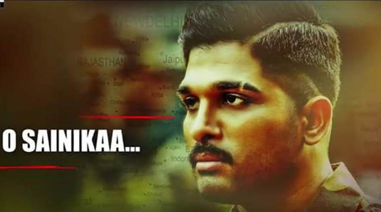 Naa peru surya na illu india song sainika a tip of the hat to the sainika song altavistaventures Gallery