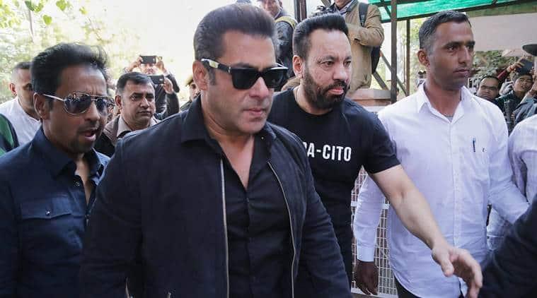 Blackbucks poaching case: Salman Khan appears in Jodhpur court during final arguments
