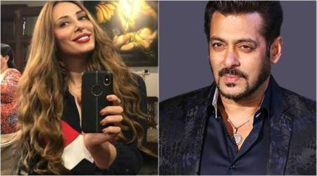 Iulia Vantur: It doesn't bother me that I'm only known as Salman Khan's friend