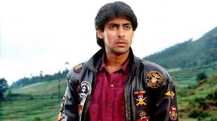 Salman Khan in Maine Pyar Kiya
