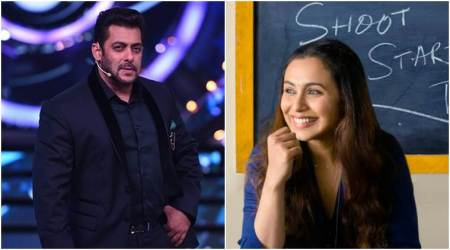 Bigg Boss 11: Rani Mukerji to promote Hichki on Salman Khan's show