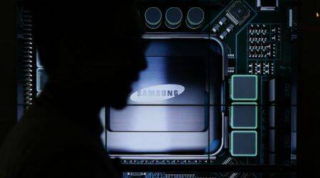 Samsung Electronics' surge knocks Intel off chipmaking perch