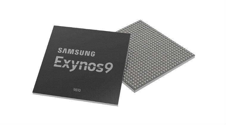 Exynos 9810, Samsung Exynos 9810 chipset, Samsung Exynos 9810 features, Galaxy S9, Galaxy S9+, Exynos 9810 AI capabilities, machine learning, CES 2018