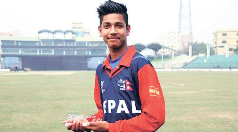 Sandeep Lamichhane, lamicchane, delhi daredevils, ipl 2018, indian premier league, ipl news, Michael Clarke, Ricky Ponting, sports news, indian express