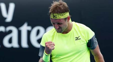 Australian Open: Last American standing, Tennys Sandgren stoked with 'silly' run