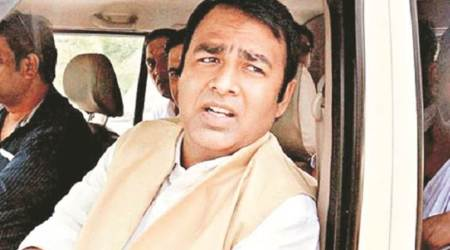 Denied visa because of riots cases: Sangeet Som