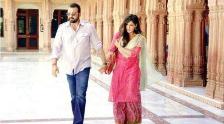 Saheb Biwi Aur Gangster 3: Sanjay Dutt and Chitrangada Singh are making us curious in the film's firststill