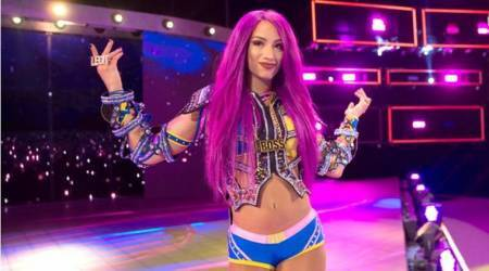 I can toss Bayley over the top rope at the Royal Rumble: Sasha Banks