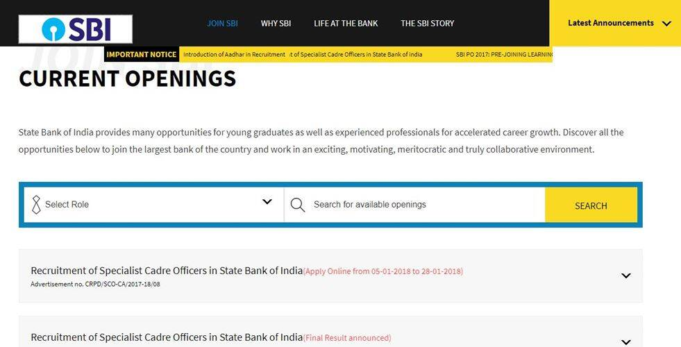 sbi, bank jobs, sbi.co.in, sbi jobs, sbi vacancies, sbi po jobs