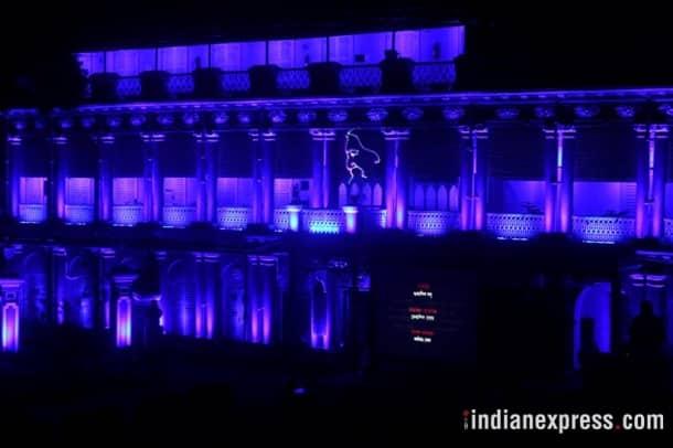 Rabindranath Tagore, Tagore home, Jorasanko thakurbari, Jorasanko thakurbari light and sound, Tagore Kolkata home, Tagore Kolkata home light and sound show, Kolkata light and sound show, Rabindra Bharati University, RBU light and sound show, tagore history, kolkata news,