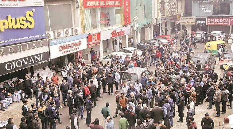 Delhi markets to stay shut tomorrow against sealing drive