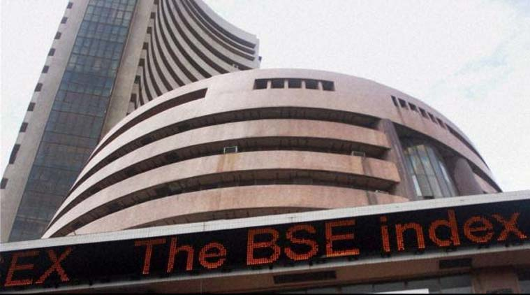 Sensex plunges 536 points, Nifty breaches 11,000 mark