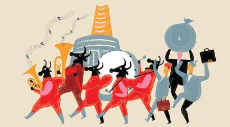 Markets rally: Fresh foreign inflows back domesticmood