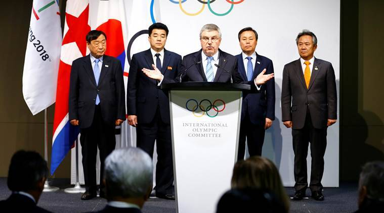 Seoul, International Olympic Committee, IOC,Winter Olympics, North Korea, South Korea, sports news, Indian Express