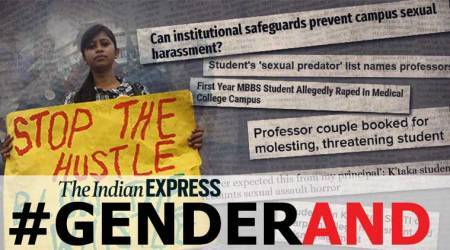 How to file sexual harassment complaints in colleges?