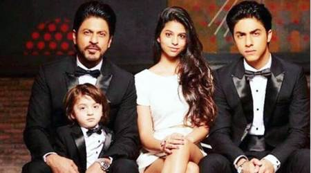 Photos: Shah Rukh Khan's heartfelt posts about his kids AbRam, Aryan and Suhana are pure dad goals
