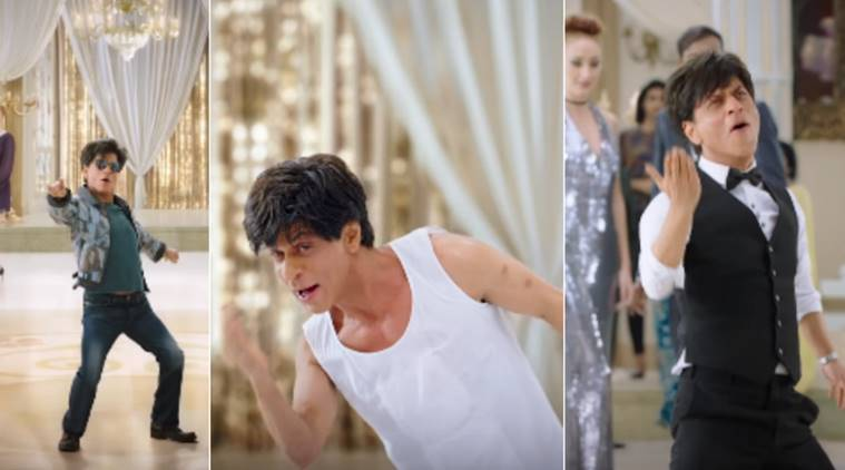 Did you spot Katrina Kaif in Shah Rukh Khan's 'Zero' title announcement?
