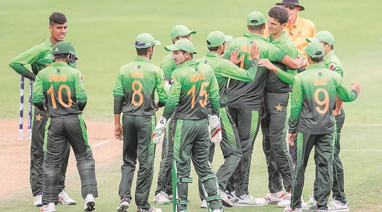 ICC u19 World Cup 2018, ICC u19 World Cup 2018 schedule, ICC u19 World Cup 2018 result, Shaheen Afridi, Shaheen Afridi Pakistan, sports news, cricket, Indian Express