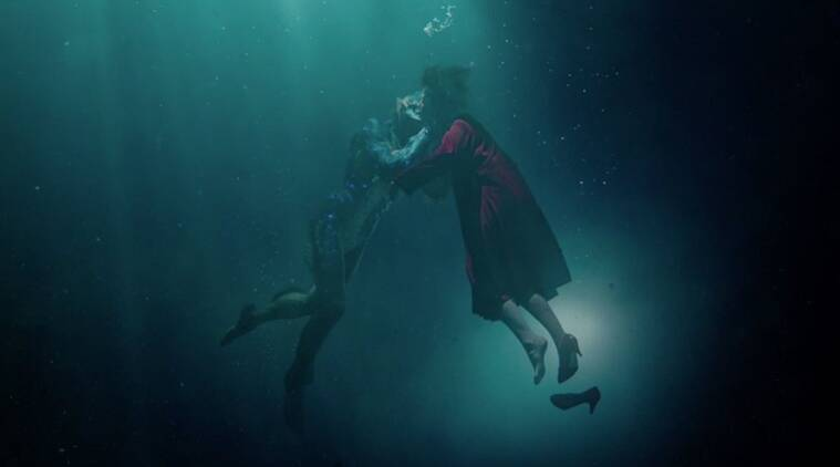 the shape of water nomination at bafta