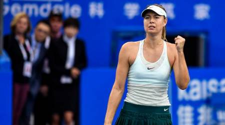 Maria Sharapova, Simona Halep cruise into Shenzhen Open semi-finals