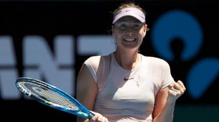 Australian Open: Maria Sharapova gets patience test with Melbourne set tosizzle