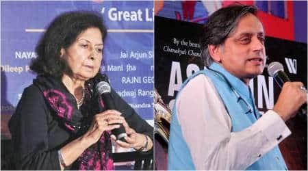 Jaipur Literature Festival 2018: 'Take back Hinduism'; Shashi Tharoor, Nayantara Sahgal speak outloud