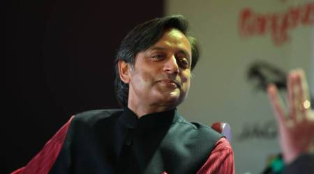 Shashi Tharoor tells Congress not to be embarrassed by cash crunch