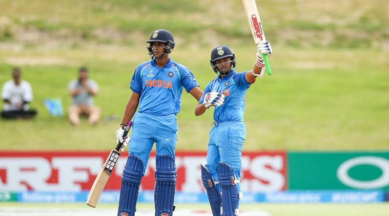 India Hammer Zimbabwe To Top Group B
