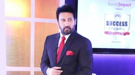 Shekhar Suman upset over his Facbook account being hacked
