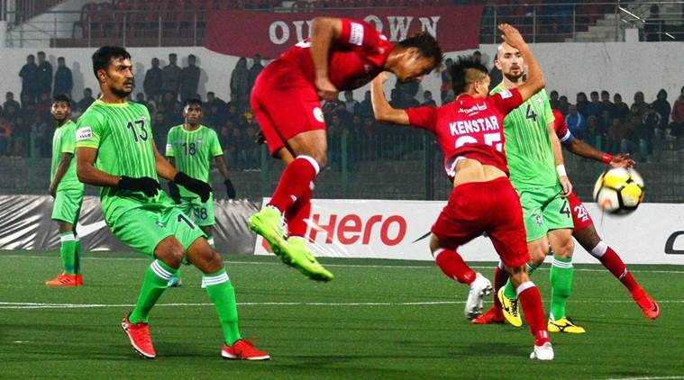 Shillong Lajong FC, Shillong Lajong FC vs Indian Arrows, I-League, I-League news, sports news, football, Indian Express
