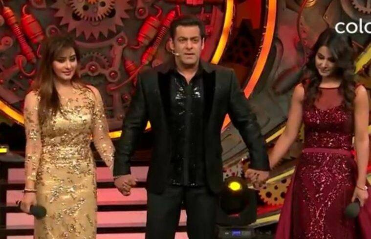 salman khan in bigg boss 11